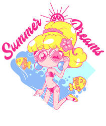Summer Dreams by marikyuun