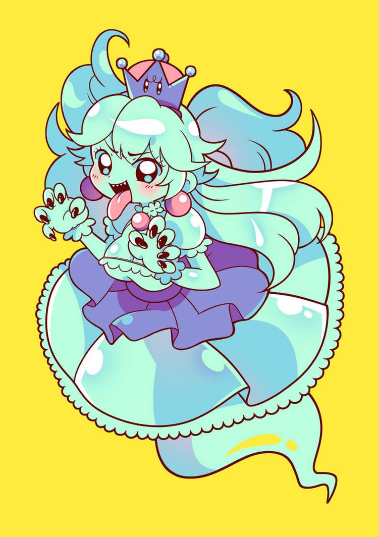Princess Spoopy~! by marikyuun