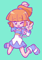 Commission - Arle by marikyuun