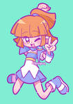 Commission - Arle