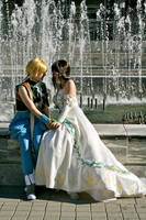 forever with you : ff9 by hailo