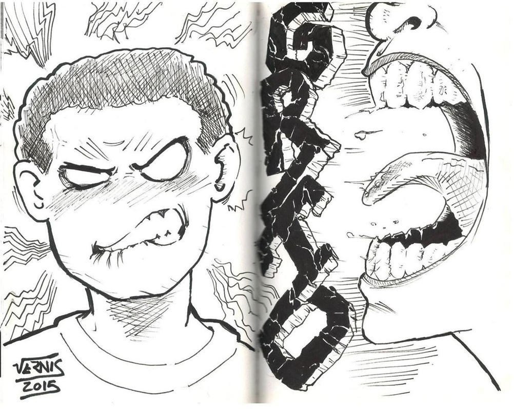 Scream by grams2300