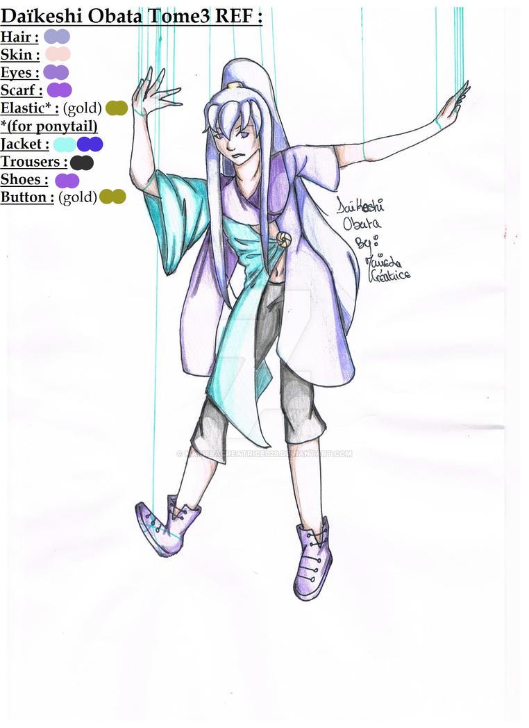 Daikeshi Obata Tome3 SCAN REF by MarieLaCreatrice028