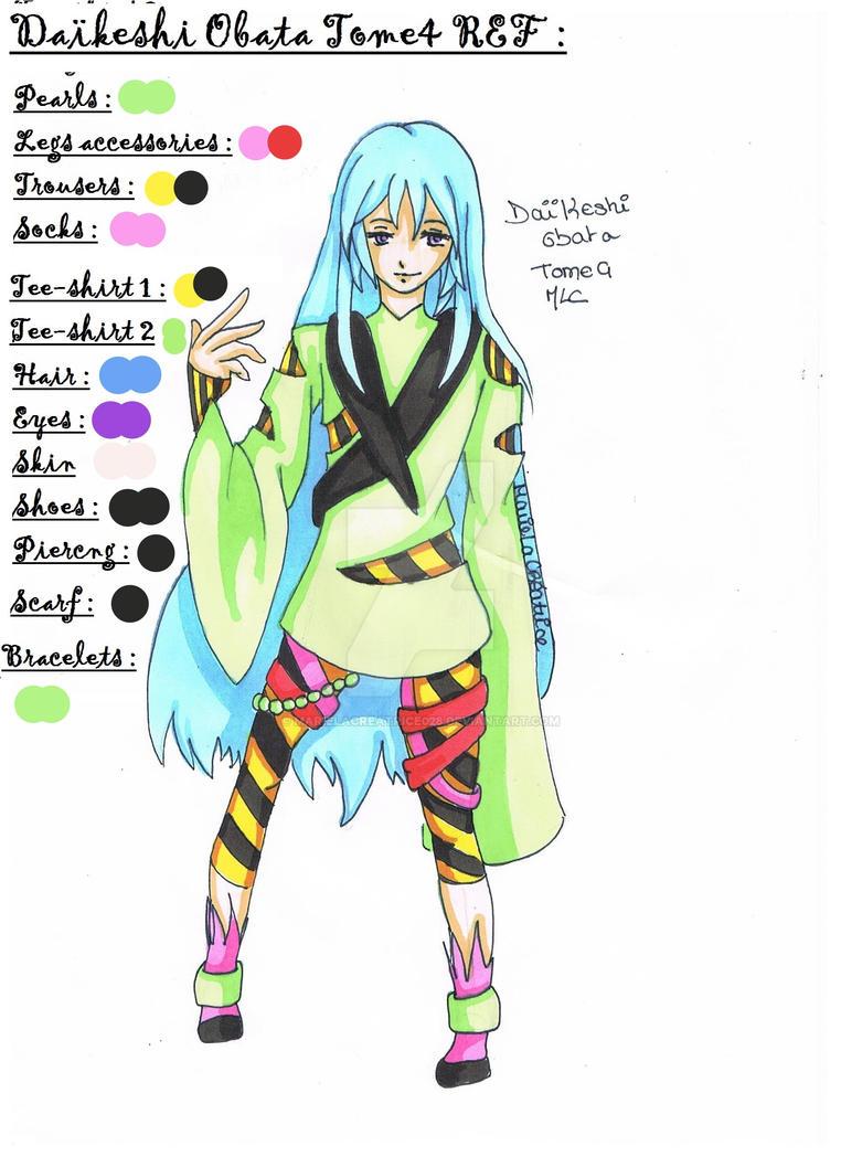 Daikeshi Obata Tome4 SCAN REF by MarieLaCreatrice028