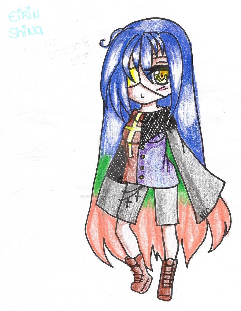 Eirin  Shina by MarieLaCreatrice028