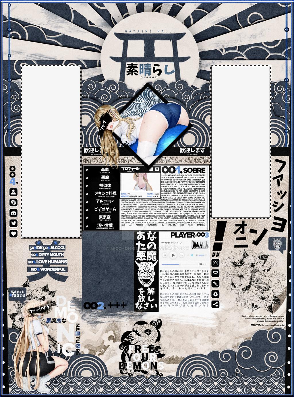 demo ashita ga mienakuteee (8) ~ by micchon-sensei