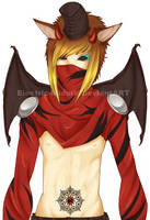 Demon Avatar by Electric-Midori