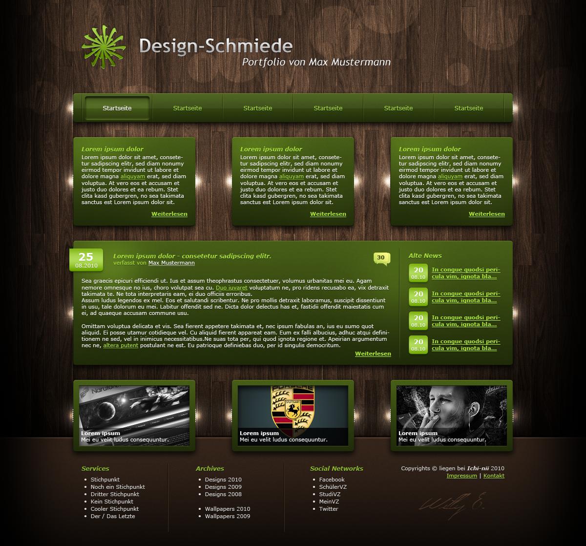 Design-Schmiede by WillyEpp