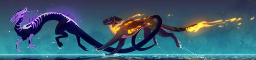 Grillster Dragons by the3Ss