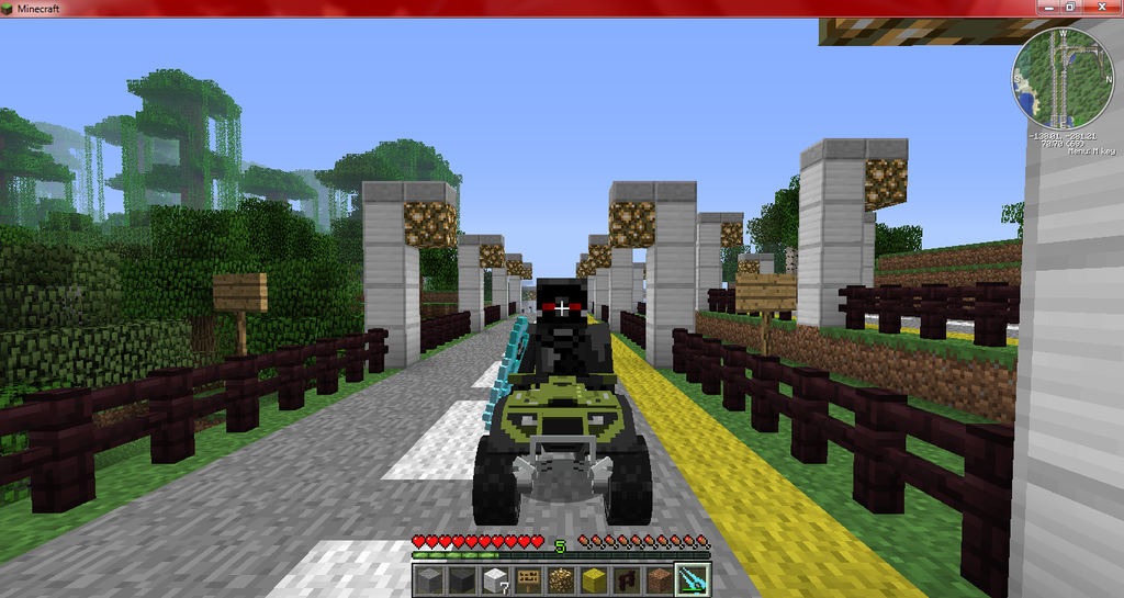 Minecraft highway patrol by the last wimbleton
