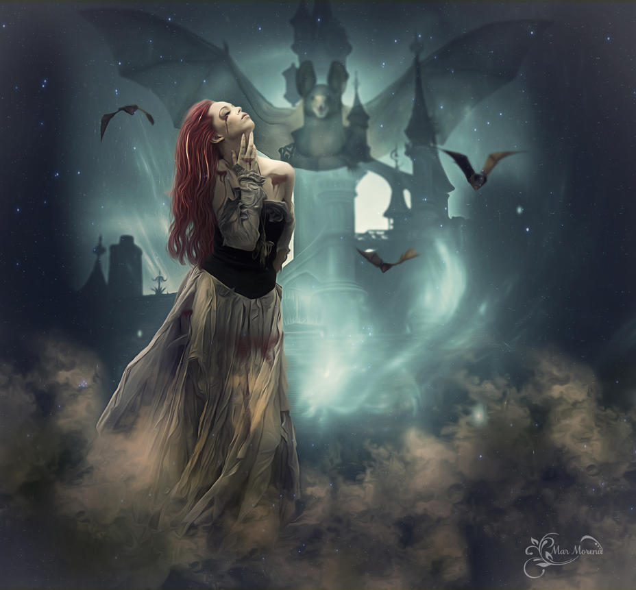 THE NIGHT OF THE VAMPIRES by MarMorena