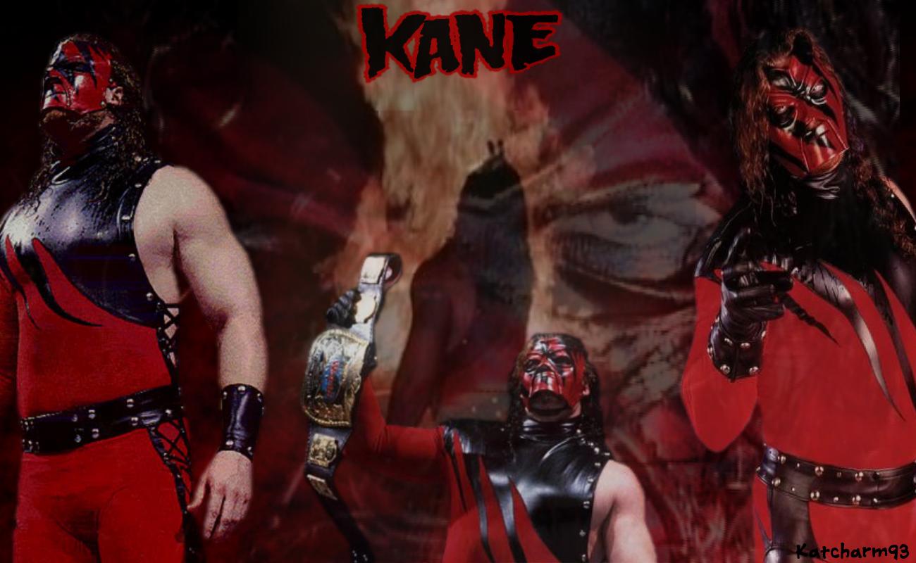 WWF Debut Kane by katcharm93Kane Wwf