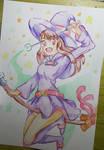 Akko Little Witch Academia