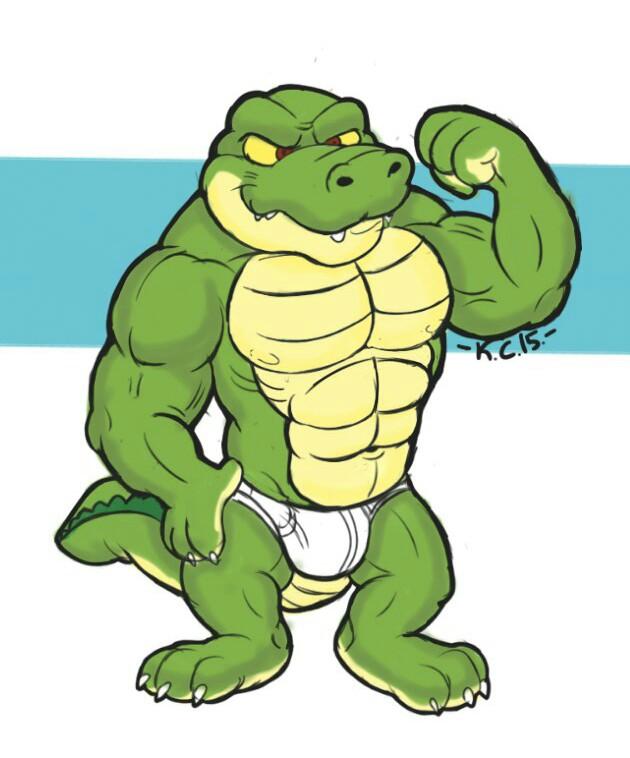 Gay Croc 78