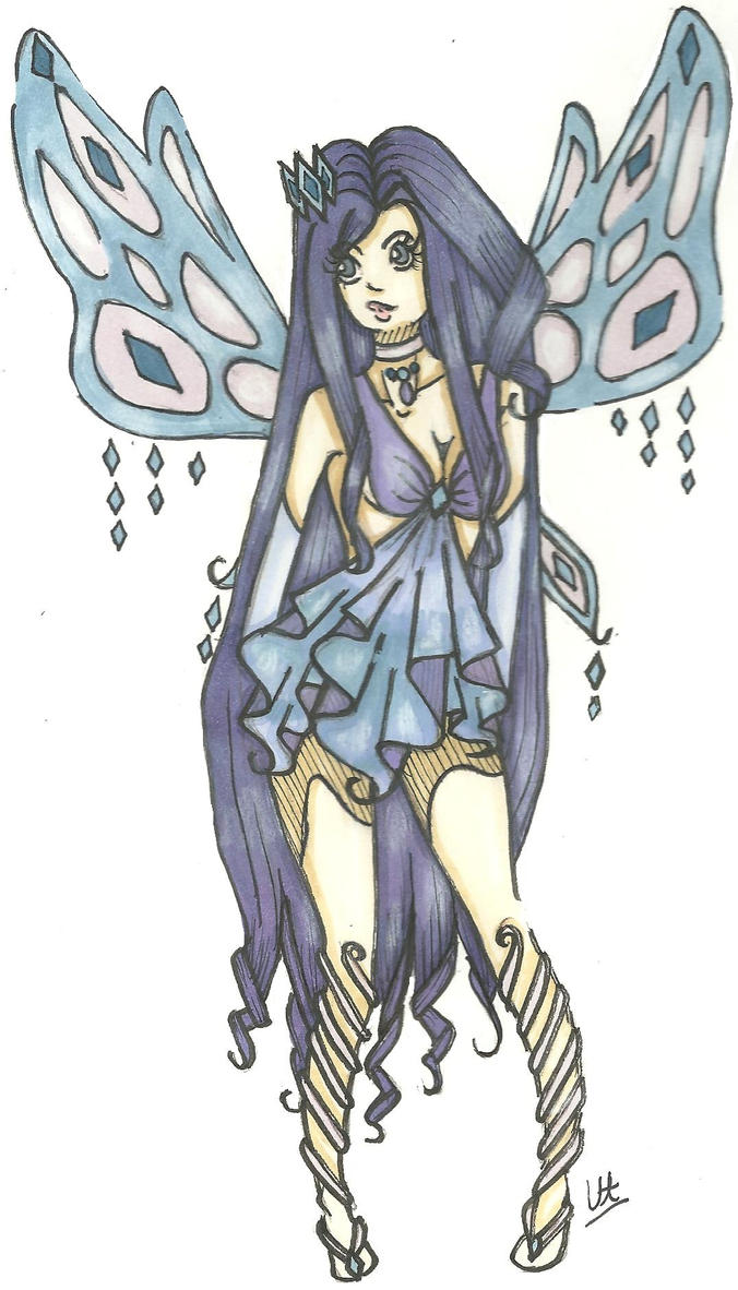 Rarity enchantix by Aii-Cute