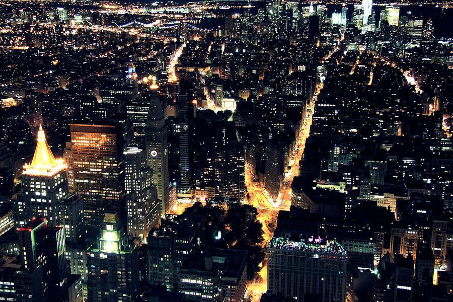 Gotham. by EZEBB