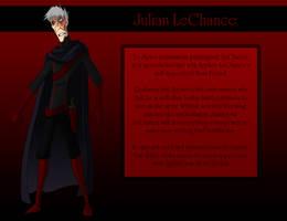 Ebon Spire NPC- LeChance by Nightiingale