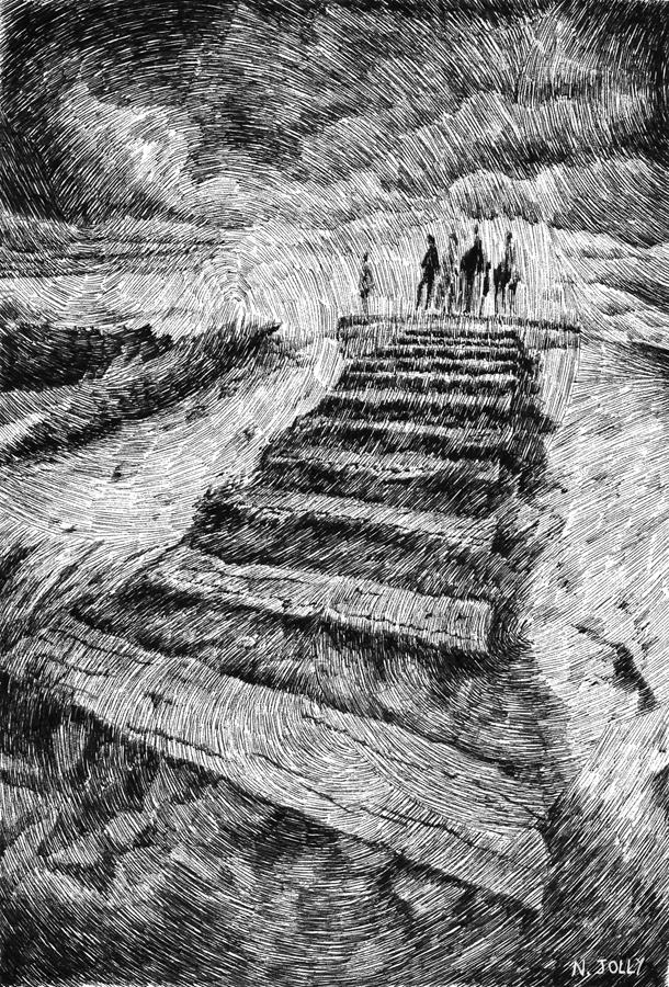 Fingerprint - Storm by nicolasjolly