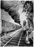 Fingerprint - Train by nicolasjolly