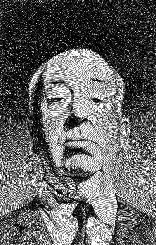 Fingerprint - Hitchcock by nicolasjolly