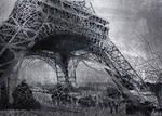 Paris map - Eiffel tower