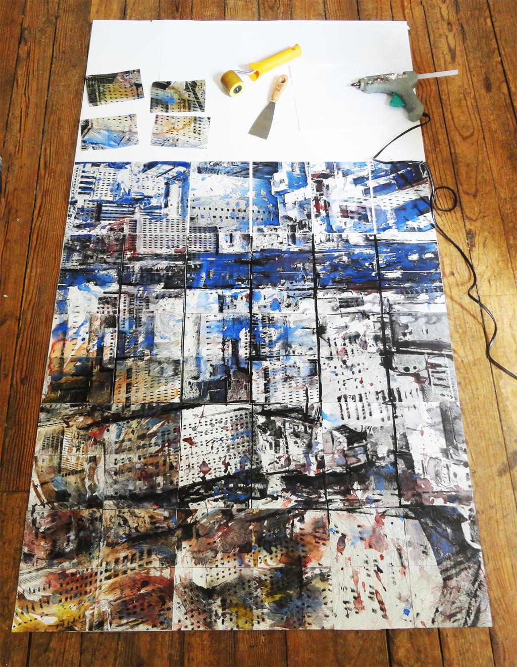 NY Work in progress by nicolasjolly
