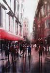 Watercolor PARIS by nicolasjolly