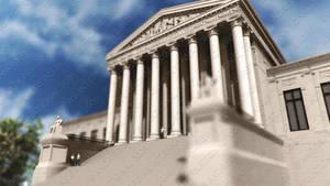 U.S. Supreme Court building II by MitchellLazear