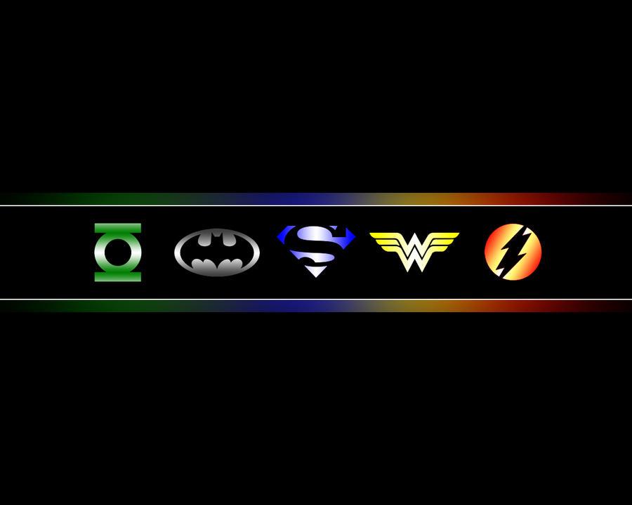 DC Reveals Brand New Justice League Logo! So Shiny!