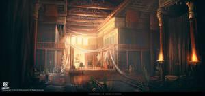 Assassin's Creed Origins - Palace