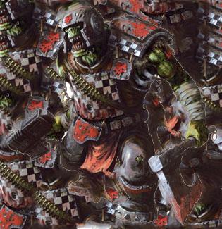Warhammer by AlexOli
