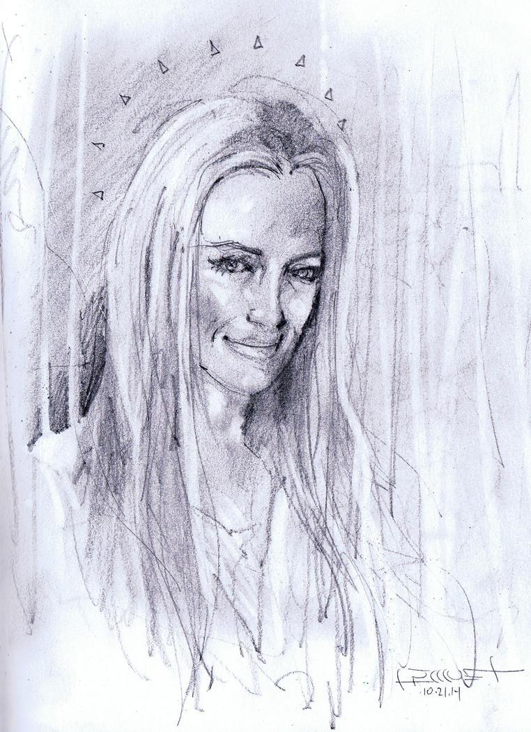 Reeva Steenkamp by Fusciart