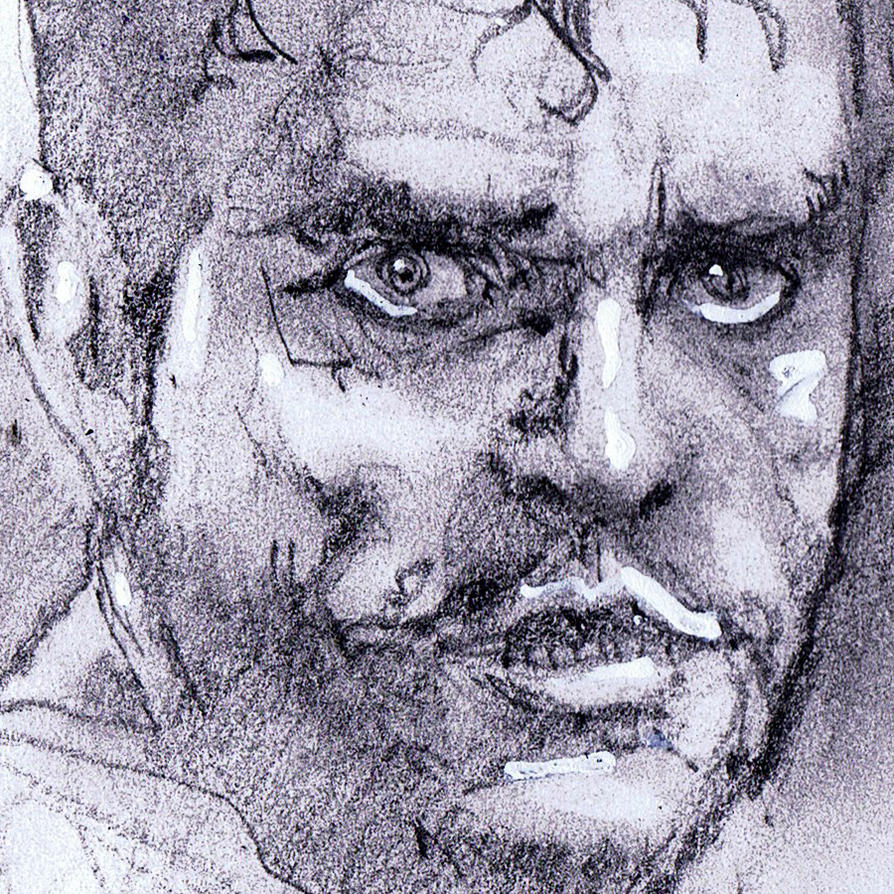 Macbeth detail by Fusciart