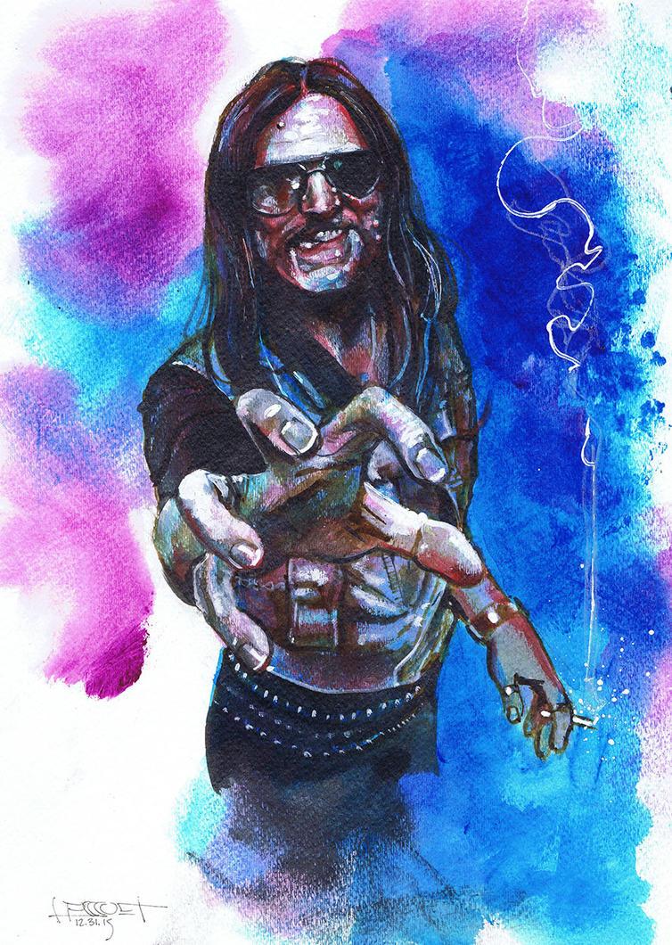 Lemmy by Fusciart
