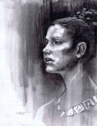 Leia by Fusciart