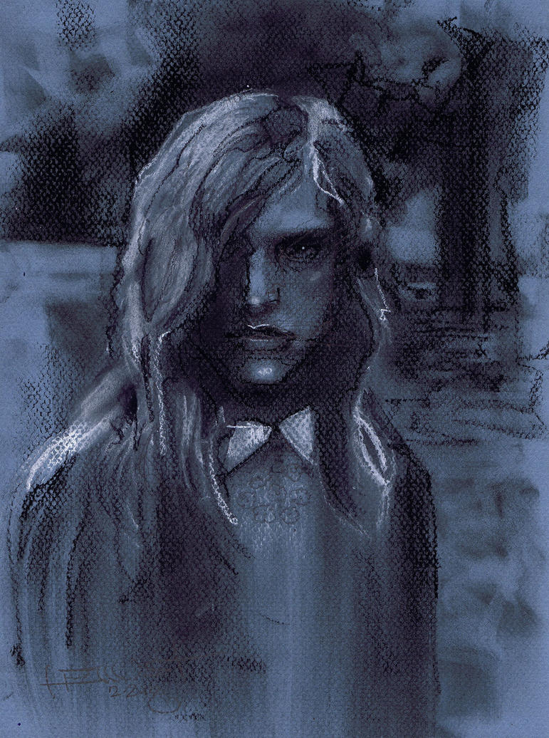 Night of the Living Dead Girl by Fusciart
