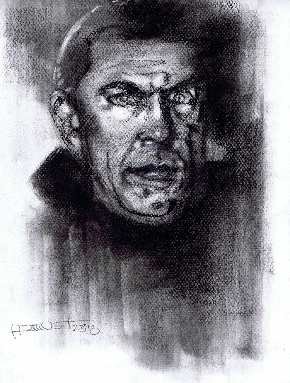 Lugosi Dracula by Fusciart
