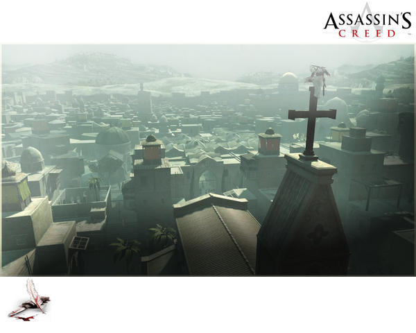 Assassin's Creed Walpaper by Zygmus
