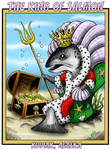 THE KING OF SALMON