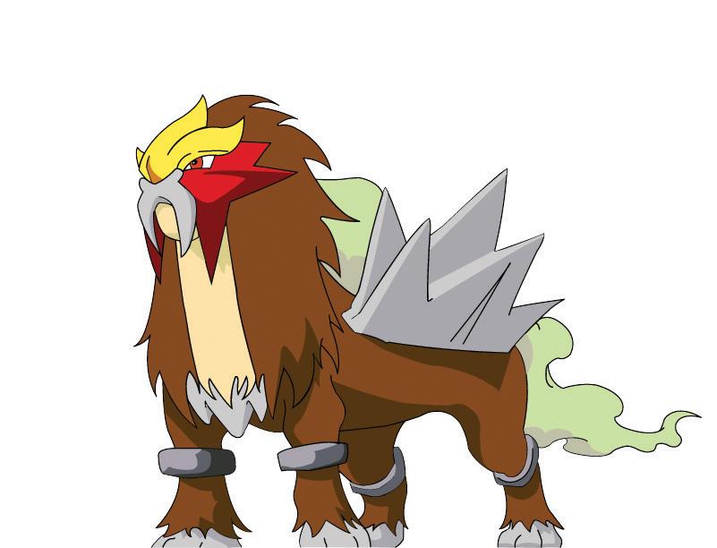 legendary pokemon entei - photo #11
