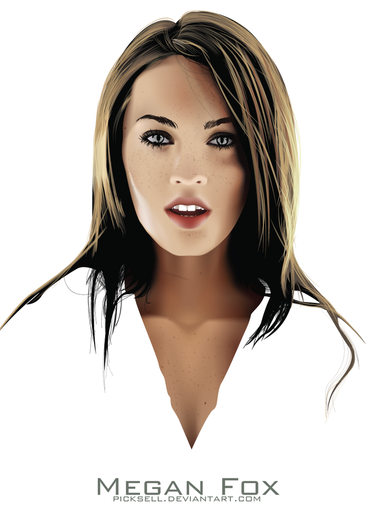 MeganFox.ai by picksell