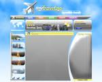Travel webdesign