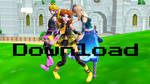 {MMD} TDA PRINCESS NINTENDO COSPLAY VOCALOID