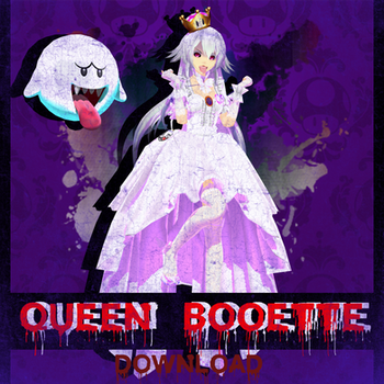 TDA Queen Booette + DL by Jfazbeard