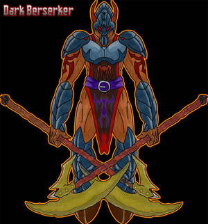 181 redo Dark Berserker
