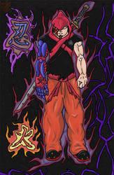 Street Warrior Mecha
