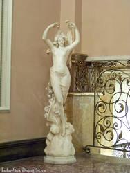 Female Classical Statue : 03 by taeliac-stock