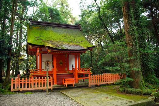 Shrines : Temple Building 08