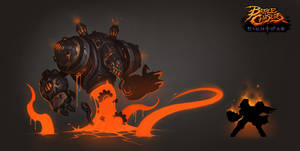 Junkmech battle chasers contest