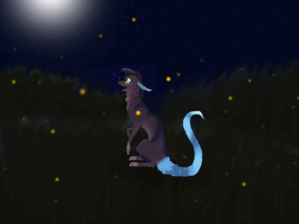 Fireflies... by BlueStar-OwO